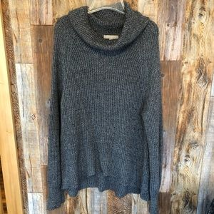 BANANA REPUBLIC Grey Oversized Sweater. XL.